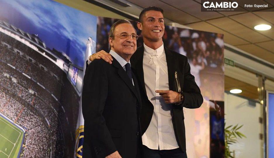 'Es un imbécil': Nuevos AUDIOS del presidente del Real Madrid despotricando vs Ronaldo