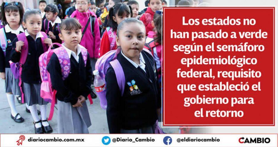 Baja California y Jalisco preparan estrategia para volver a clases; en Puebla no hay fecha (VIDEO)