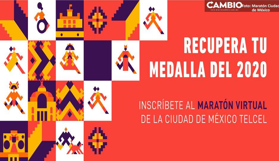 ¡Vuelve el maratón de la Ciudad de México! Habrá estrictas medidas AntiCovid