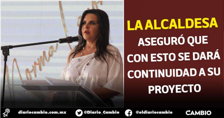 Norma Layón no hará cambios en su gabinete para su segundo gobierno en SMT (VIDEO)