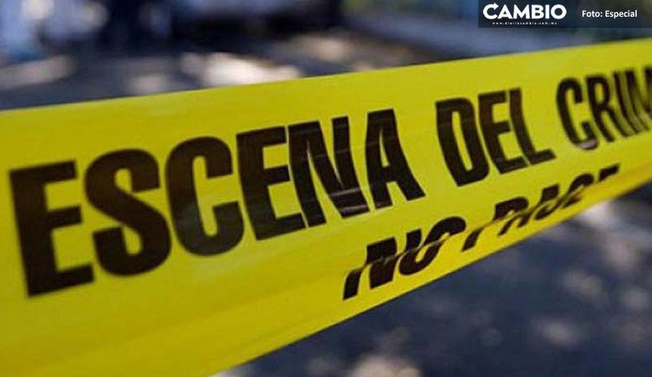 Identifica a los hombres ejecutados en San José Chiapa, eran delincuentes del triángulo rojo