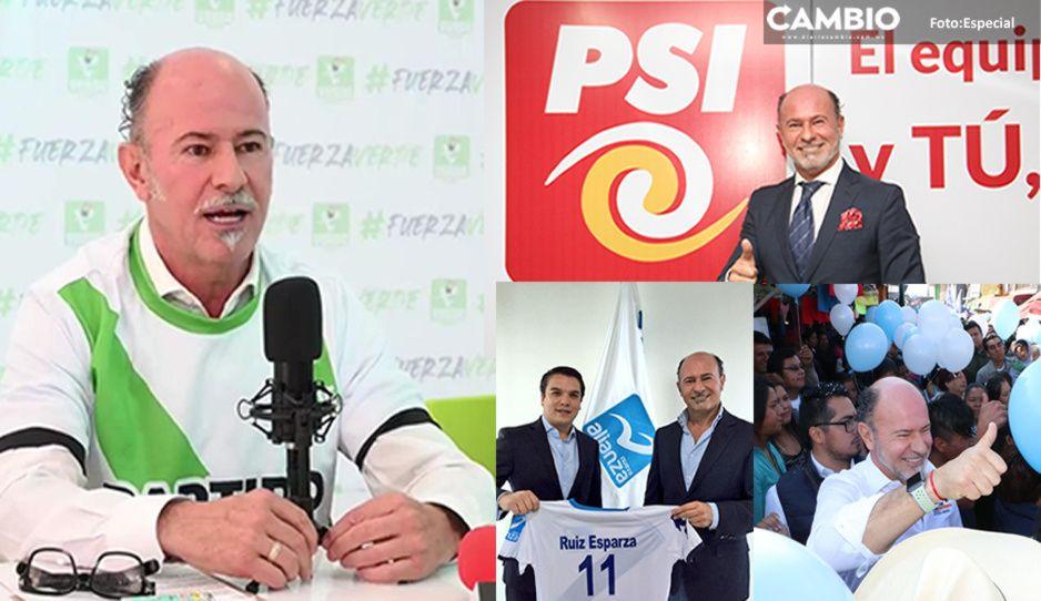 'El Capi' Ruiz Esparza el eterno chapulín de la política; ahora va por la alcaldía