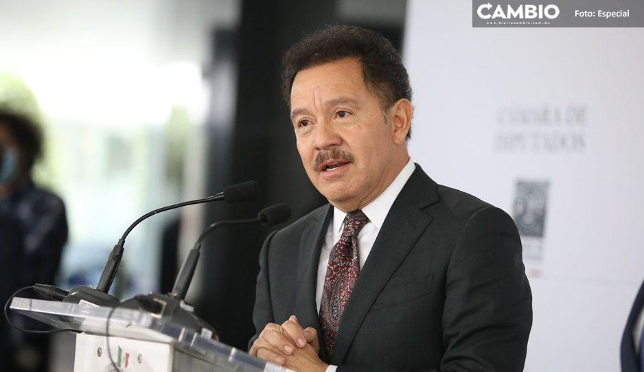 Designación de comisiones no atrasará análisis del PEF, señala Nacho Mier