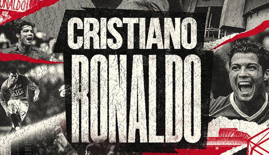 ¡Ya es un hecho! Cristiano Ronaldo regresa al Manchester United