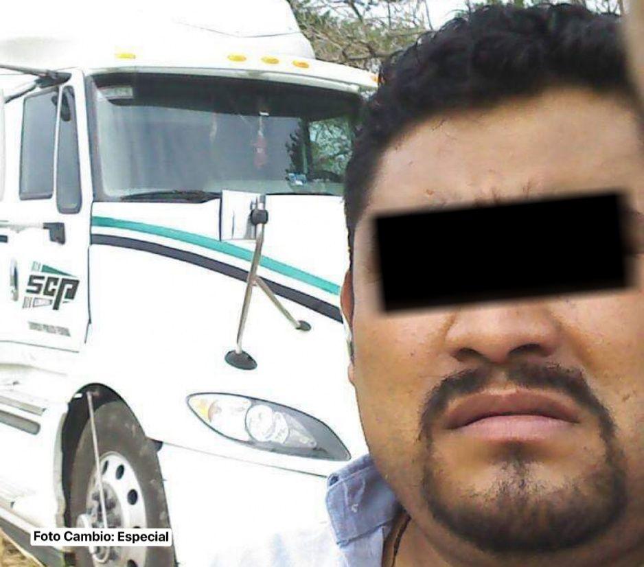 Secuestran a trailero en la autopista Puebla-Cordoba
