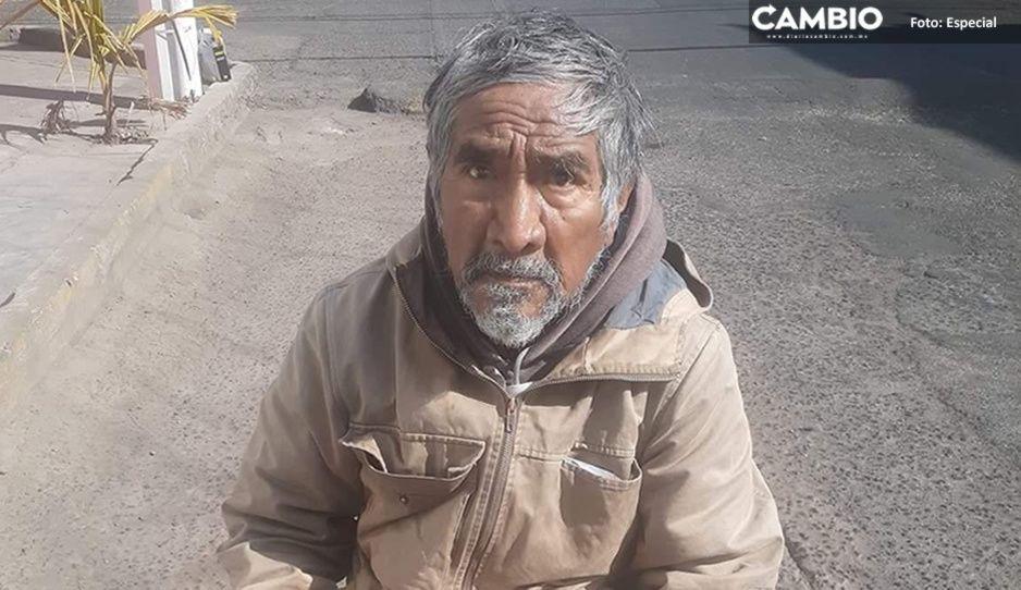 Abuelito está en la Libertad y no recuerda dónde vive, si lo conoces ¡ayúdalo!