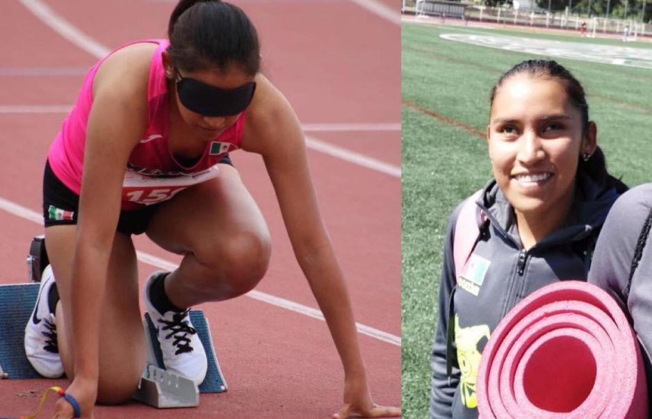 Diana Coraza se despide de Puebla previo a su participación en losJuegos Paralímpicos de Tokio