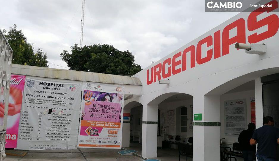 Destinan un millón 400 mil pesos para certificaciones del Hospital Municipal de Tehuacán