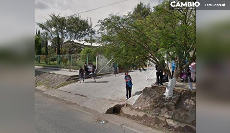 Cancelan clases de preescolar en Huaquechula; maestra de tercero tiene Covid