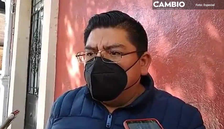 Artemio omiso: edil sustituto de Tehuacán calla ante  acusaciones de acoso contra director de Obra Pública
