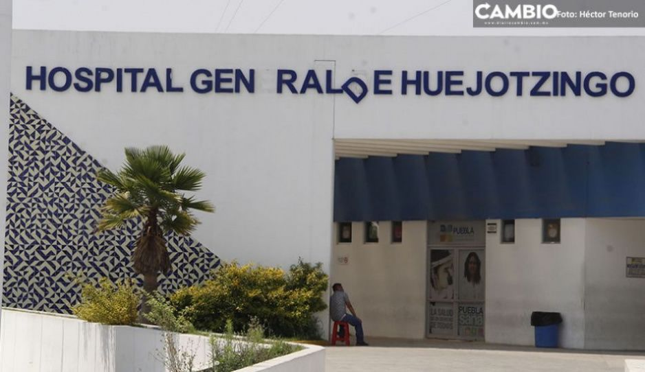 Hospitales del Norte, Huejotzingo e Izúcar, prácticamente desconvertidos ante baja de contagios