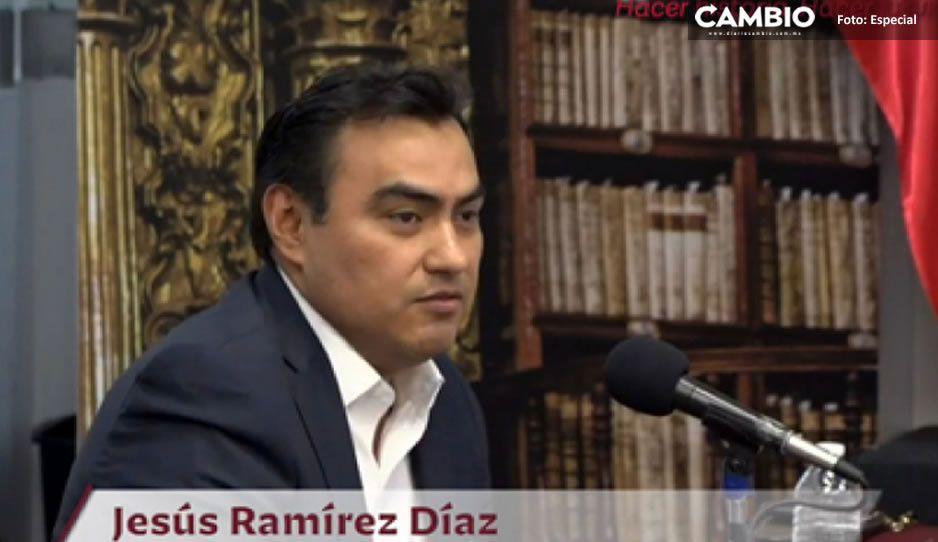 Designan a Jesús Ramírez como nuevo encargado de despacho de la Secretaría de Administración