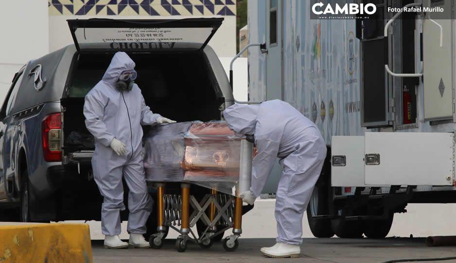 Suben muertes y casos diarios: 54 fallecidos y 83 casos en 24 horas