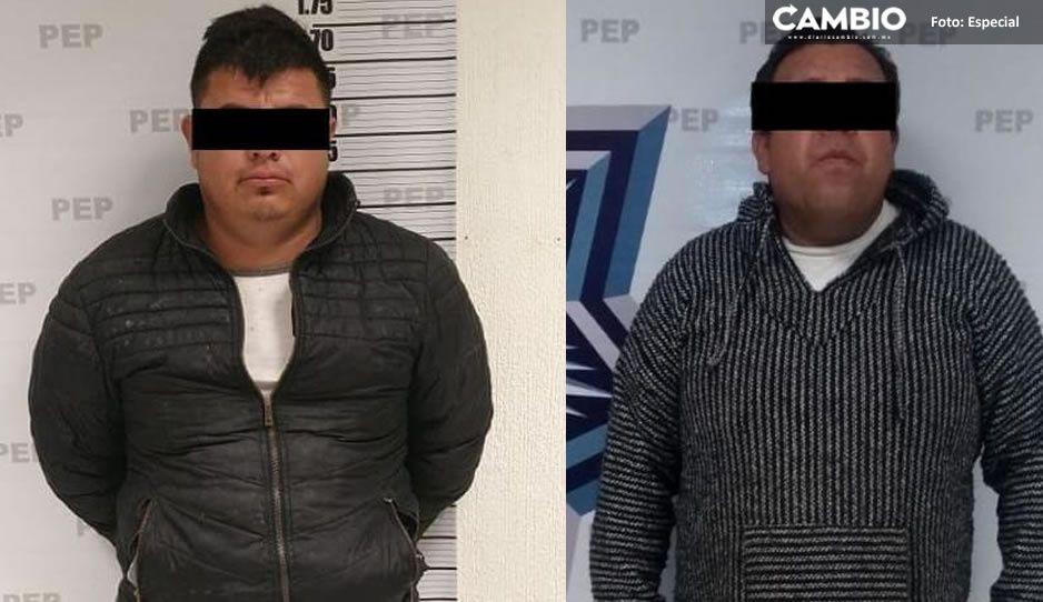 Detienen a Huachigaseros integrantes de la banda líder en robo a combustible en Tepeaca y Tecamachalco