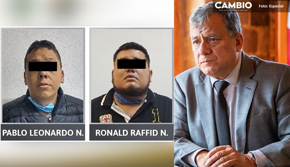 Caen los secuestradores del edil de Zacatlán, Luis Márquez; pidieron un millón de rescate