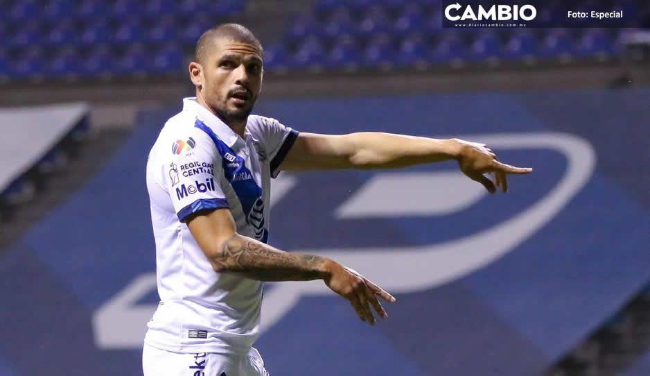 El Puebla está enrachado: lleva 5 partidos sin conocer la derrota (VIDEO)