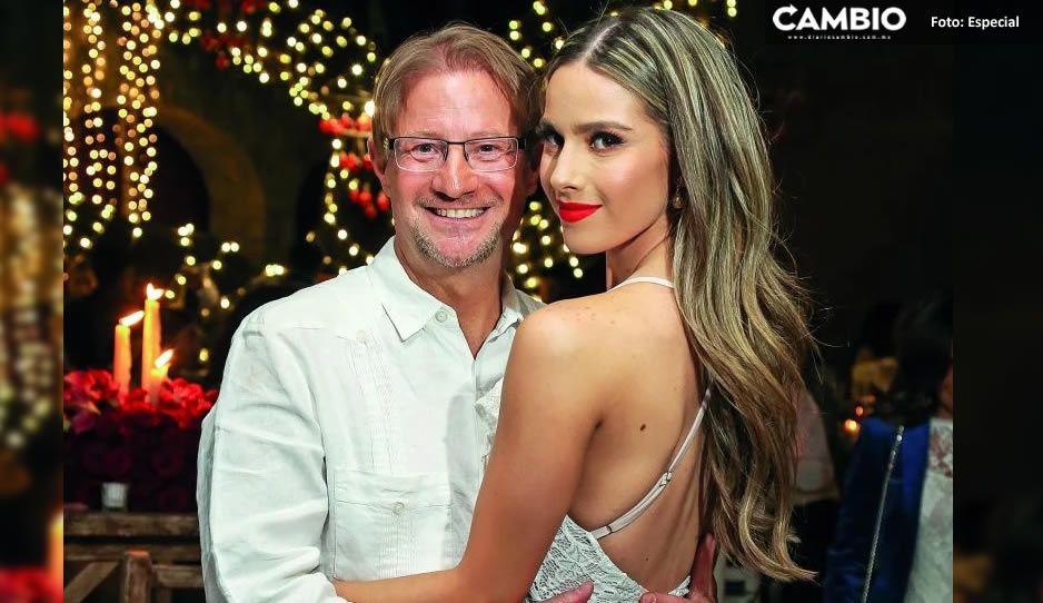 Así fue la glamurosa boda entre Andrés Roemer y la poblana Pamela Cortés (FOTOS)