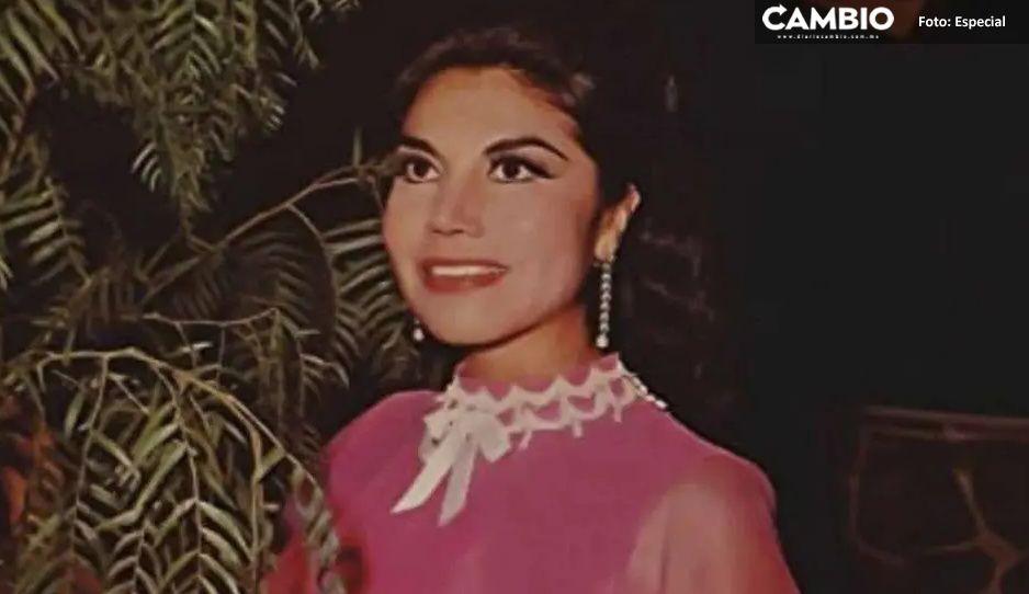 """Fallece """"La Prieta Linda"""" ícono del cine mexicano y tía de Ángela Aguilar"""