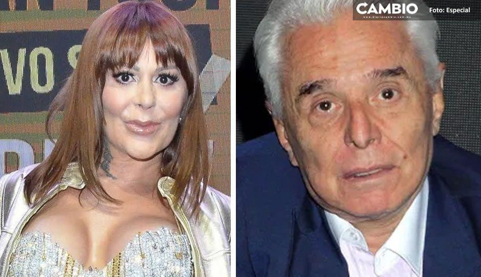 VIDEO: Las palabras con las que Alejandra Guzmán evidenció a Enrique Guzmán por acosador
