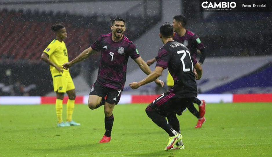 ¡Triunfo con sabor a sufrimiento! México derrota 2-1 a Jamaica