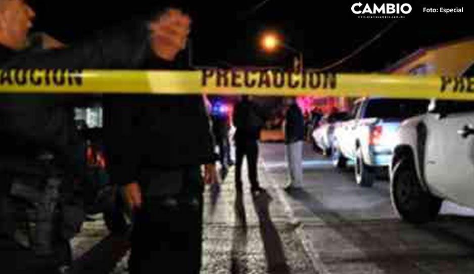 Lio amoroso provoca el asesinato de un hombre durante una fiesta en Huauchinango