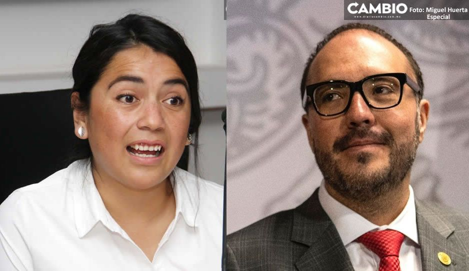 Rafaela Vianey se queda con las ganas: Mauricio Toledo va por el distrito V de Texmelucan