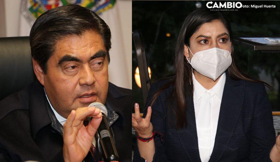 Gobierno de Claudia debe preparar su salida y no estar pensando en ejecutar obras: Barbosa