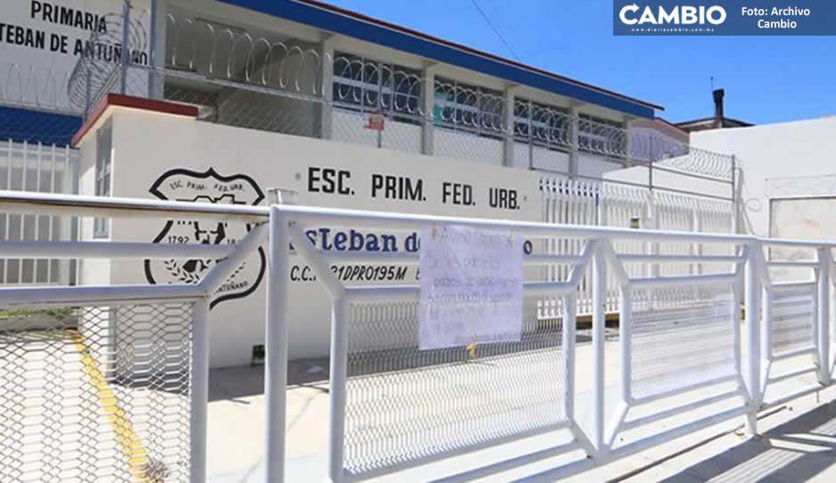 ¡Sí hay clases! SEP reporta saldo blanco en escuelas de Puebla tras sismo de 7.1