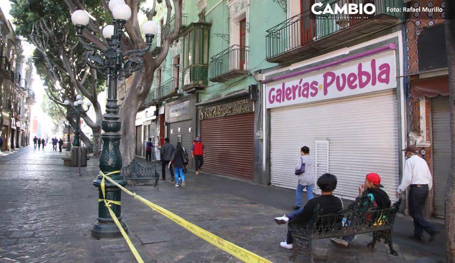 Actividad económica de Puebla de julio a septiembre cayó 9 % respecto a 2019