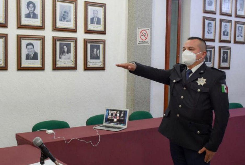 La quinta es la vencida: Norma nombra a Juan Alducin comisario de Texmelucan