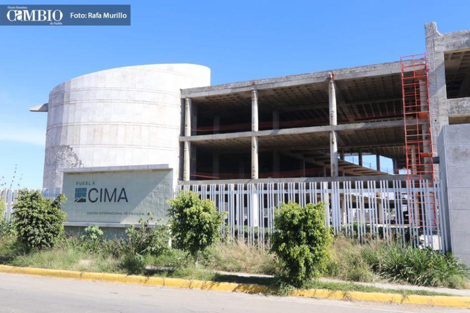 San Alejandro ya no se construirá en CIMA, será habilitado como oficinas del IMSS