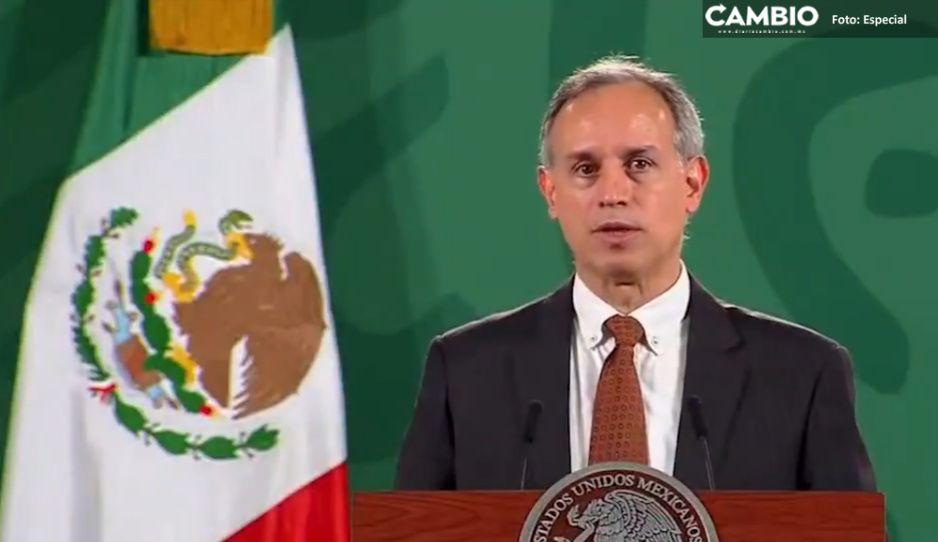 Sí vacunaremos a un millón de menores de edad, corrige López-Gatell