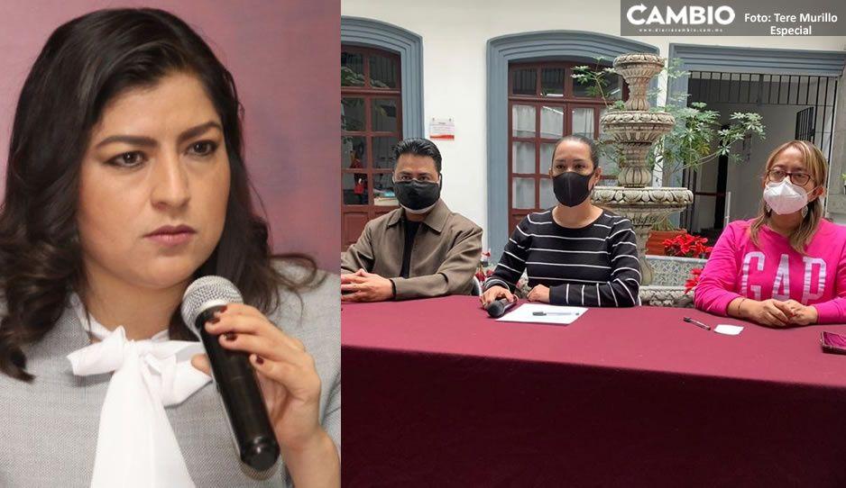 ¡Le fallamos a los poblanos! Regidores del G5 critican las aspiraciones de reelección de Claudia