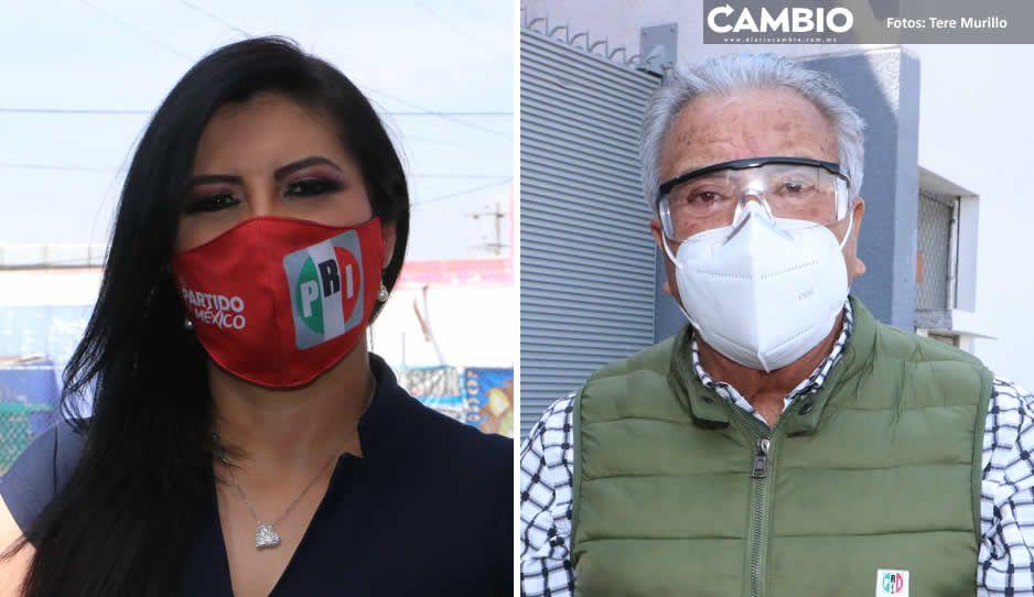 Guerra tricolor en Tezuitlán por candidatura a la diputación local