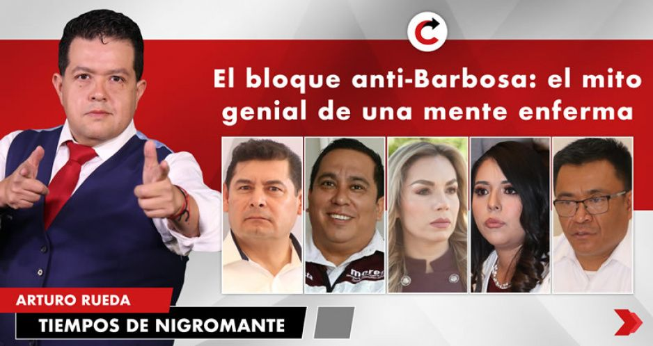 El bloque anti-Barbosa: el mito genial de una mente enferma