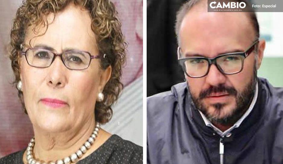 """Bertha Luján arremete vs candidatura de Mauricio Toledo: """"Es un insulto su designación"""""""