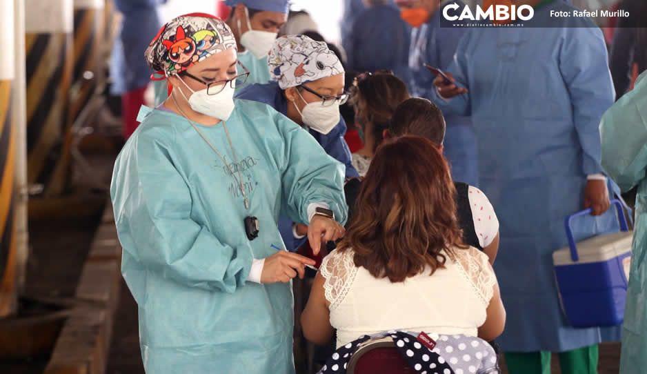 SSA arranca este martes con vacunación a mayores de 30 años en la zona conurbada