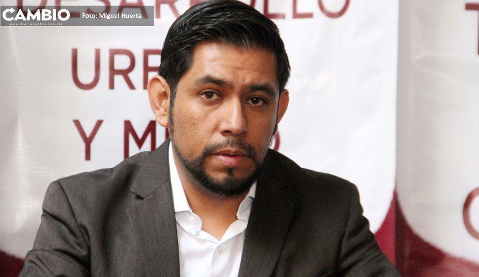 René Sánchez renunció a la Segom y nunca pudo con los ambulantes: regidor del G5