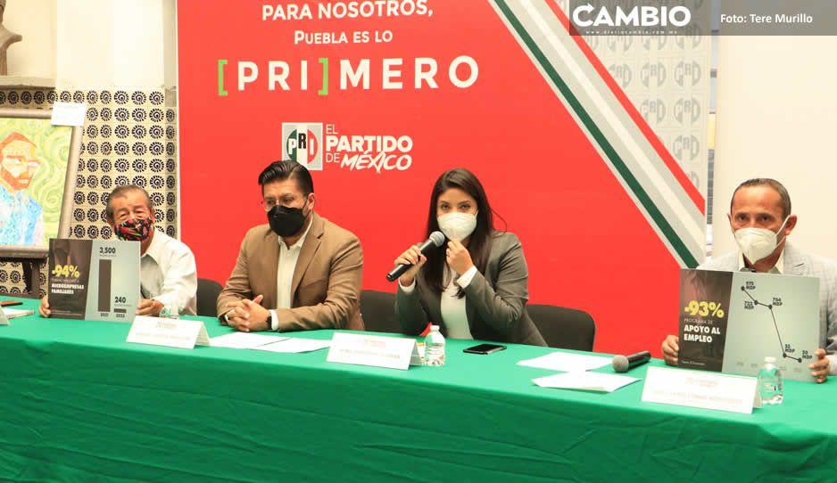 PRI mantiene 8 impugnaciones en igual número de municipios (FOTOS)