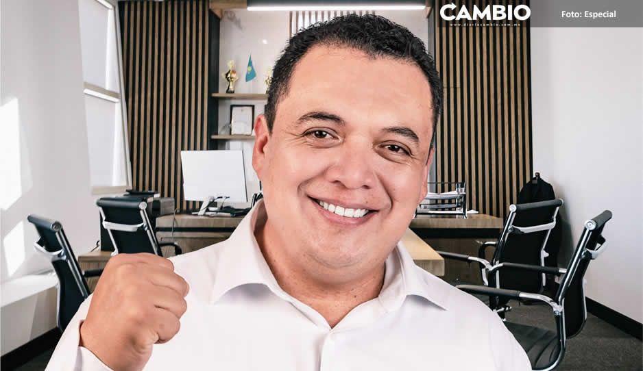 Alcalde sustituto de Tehuacán recibirá 90 mil pesos de aguinaldo… en septiembre
