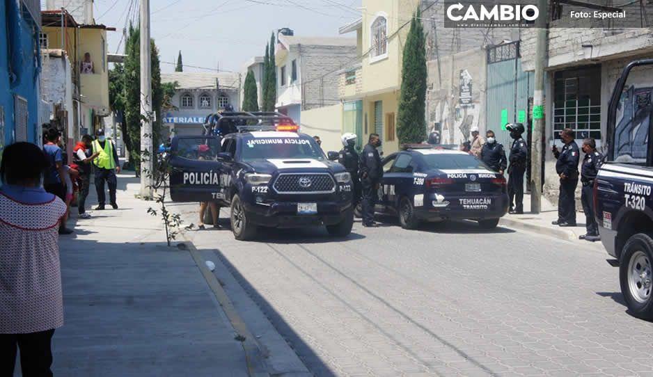 Descubren red de soplones al interior de la Policía Municipal de Tehuacán