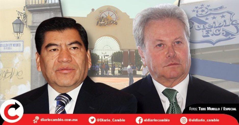 Chelís reconoce que el Gober Precioso pagó sueldos del Club Puebla cuando era de Henaine