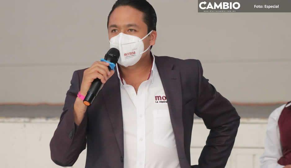 En Chignahuapan y toda la Sierra Norte llegó la hora de terminar con los cacicazgos: Juan Rivera