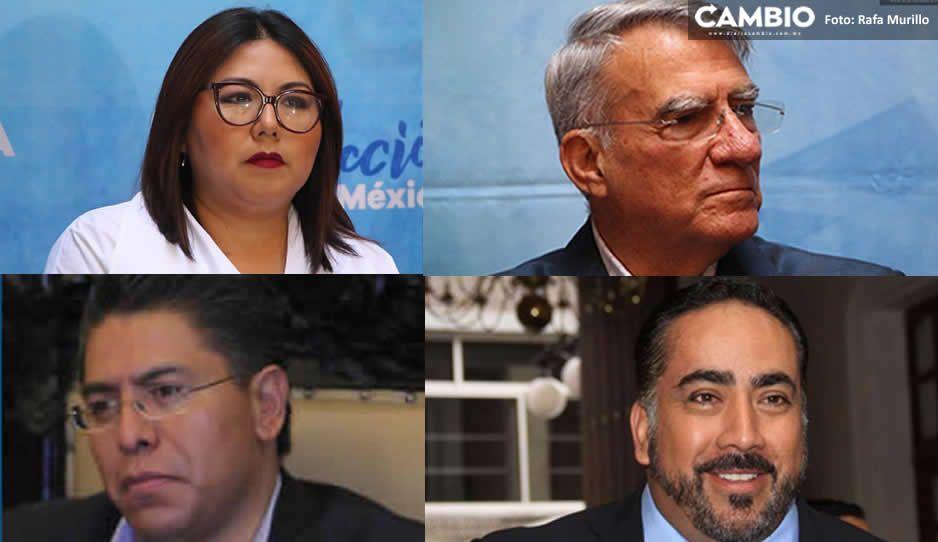 Genoveva le responde a Castro, Micalco y Fraile: el enemigo está fuera, no dentro