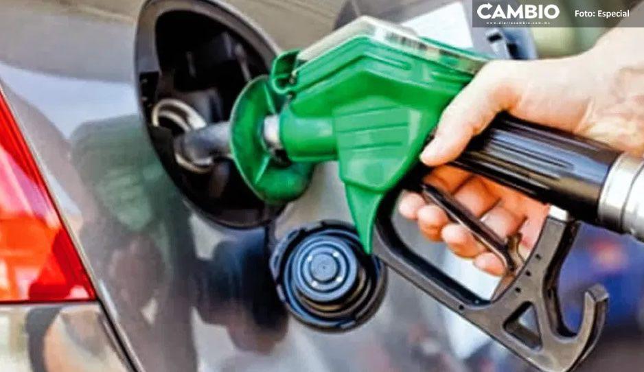Precio de gasolina alcanza máximo histórico en México; cuesta 25.50 el litro