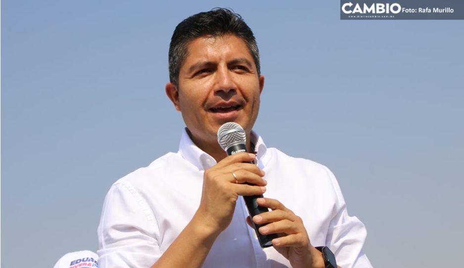 Lalo Rivera confirma asistencia al Grito de Barbosa; dice que Claudia no lo invitó (VIDEO)