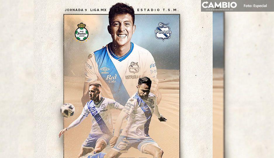 Esta es la alineación con la cual Larcamón buscará ganarle al Santos (FOTO)