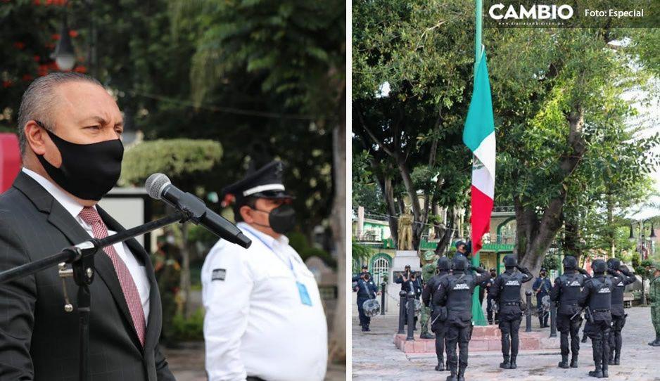 Atlixco conmemora el 174 Aniversario de la Gesta Heroica de los Niños Héroes de Chapultepec (FOTOS)