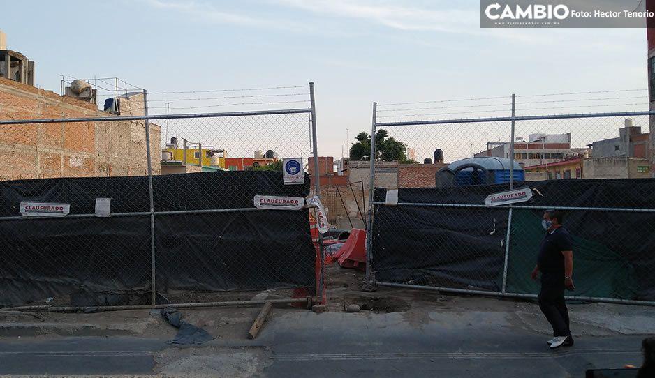 Fijan multa de 800 mil pesos a constructora de Noé Peñaloza por trágico derrumbe