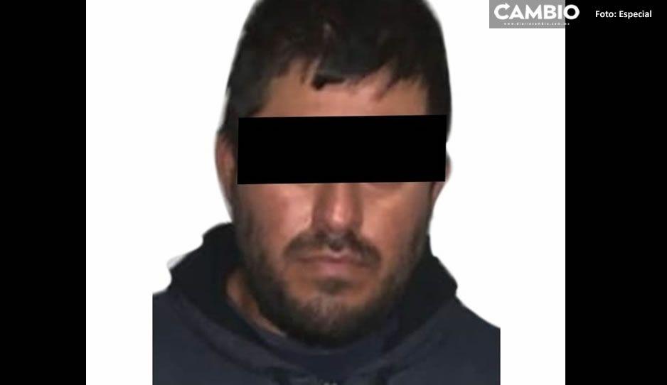 Fiscalía narra cómo fue la detención de El Mamer, el peligrosísimo capo del huachicol